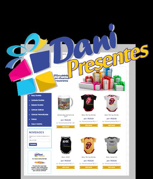 Loja  Dani Presentes